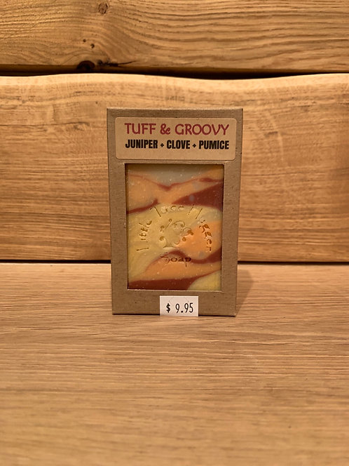 Tuff and Groovy Soap