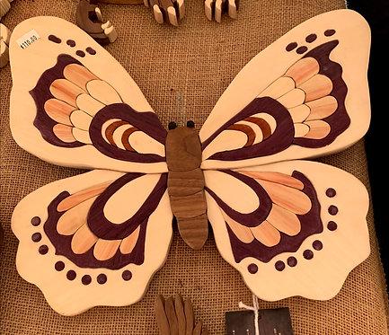 Harold's Intarsia Butterfly Full