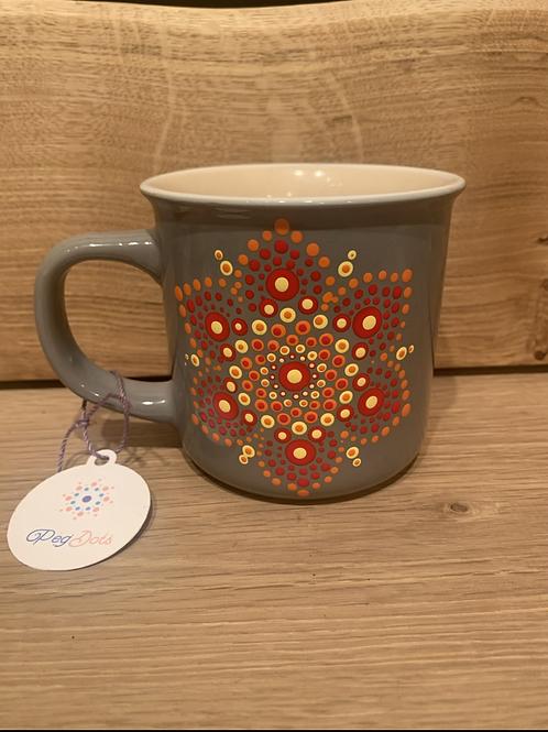 Pegdots Coffee Mug
