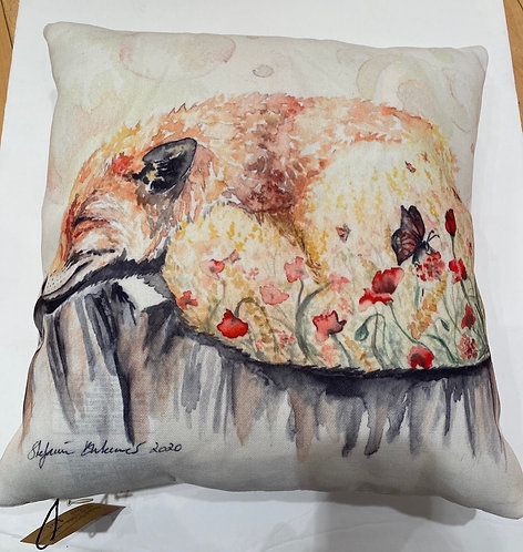 Rugged Trail Accent Pillows With Art Print
