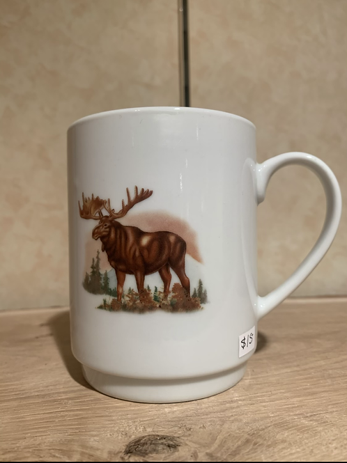 Debbie Brand Moose Mug