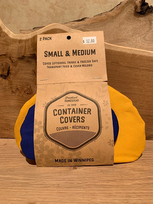Small & Medium Container Covers