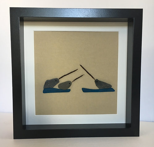 Pebble Art By Denise Narwhals