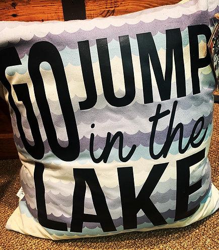 Jagged Little Pillows Pillow