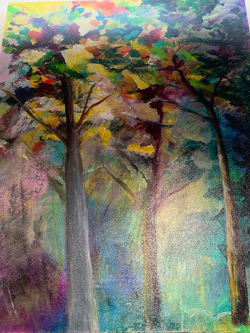 Kathleen Crosby Hillside Light