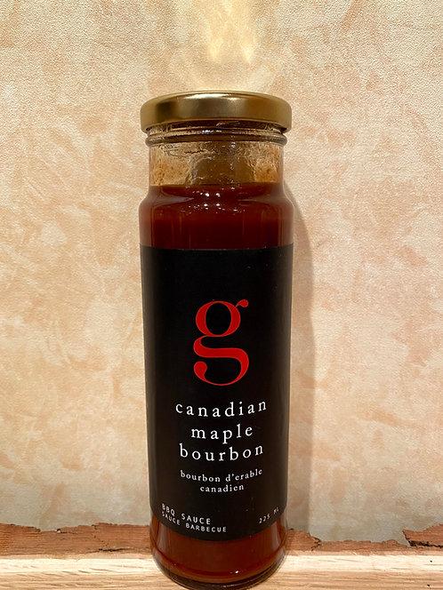 Canadian Maple Bourbon