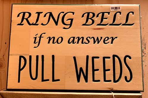 Two Old Farts Ring Bell, If No Answer
