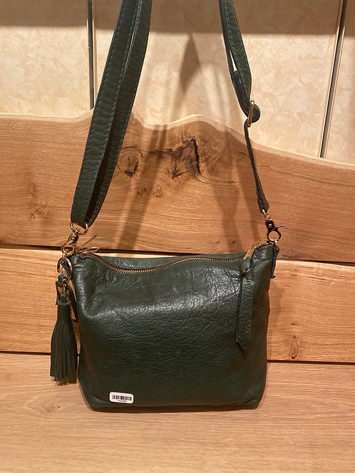 Leather Aspirations ANDY Crossbody Handbag