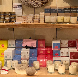 Mysa Candles, Twine and Lace Candles