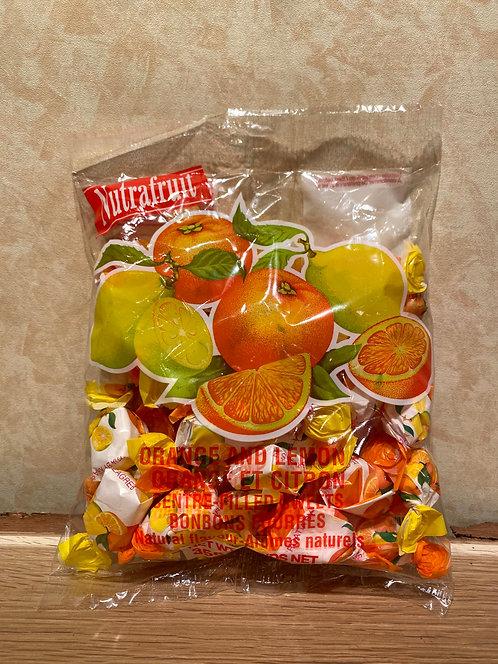 Nutra Orange/Lemon Candy