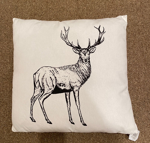 Deer Pillow-Koppers