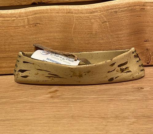 Deb Brown Olive Canoes w/fork
