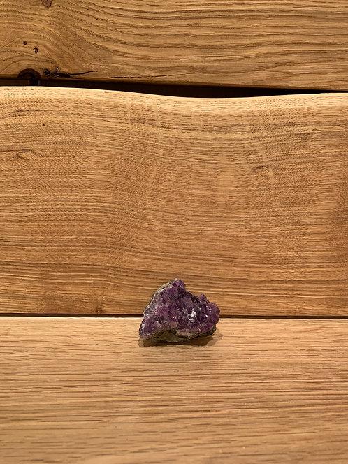 Stone Amethyst Cluster ($9.95)