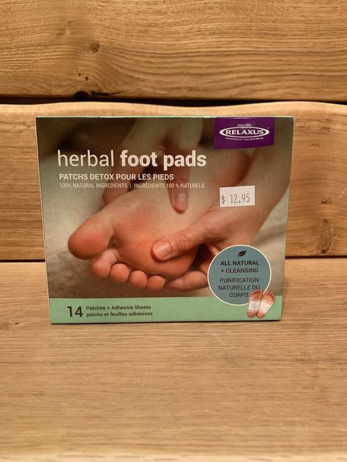 Herbal Foot Pads
