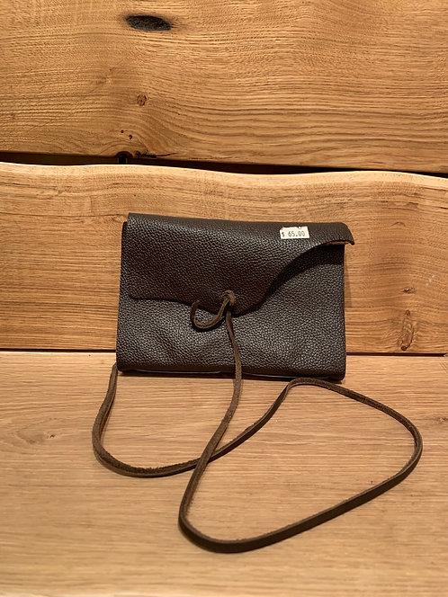 Debra Frances Leather Bound Journals Dark Brown