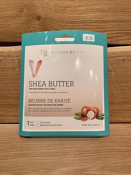 Shea Butter Spa Socks