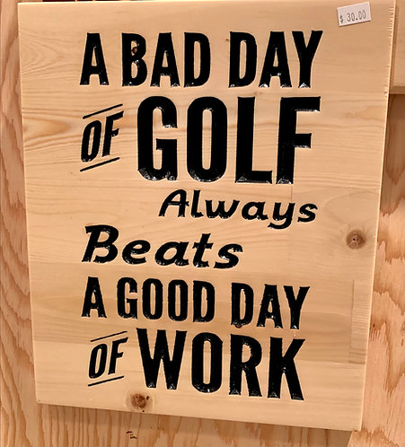 Two Old Farts A Bad Day of Golf