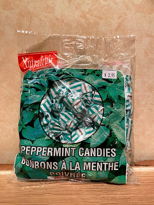 Nutra Peppermint Candy