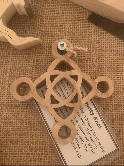 Harold's Intarsia Celtic Knots