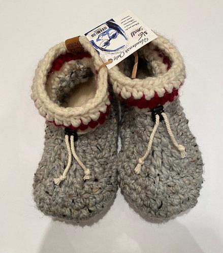 CB Knits Ladies Slippers Sock