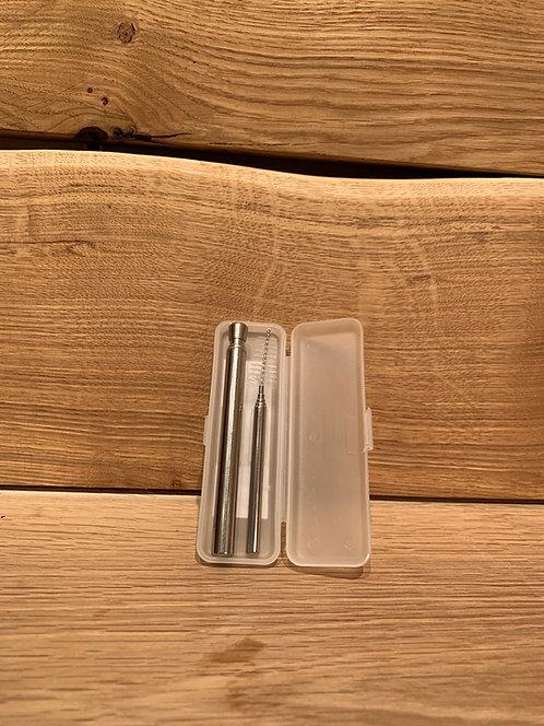 Stainless Steel Straw Kit- Relaxus