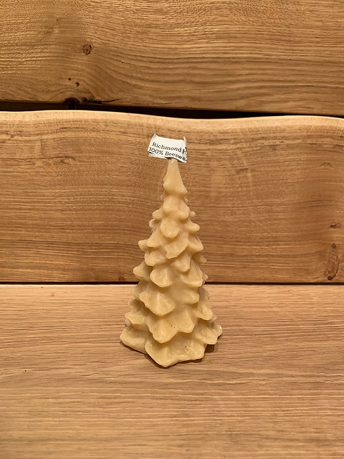 Richmond Beeswax Candles Spruce Tree