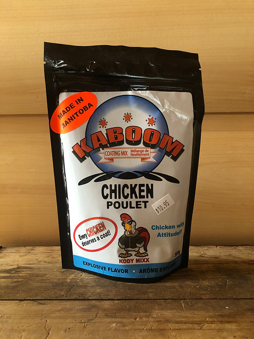 Kaboom Coating Mix Chicken