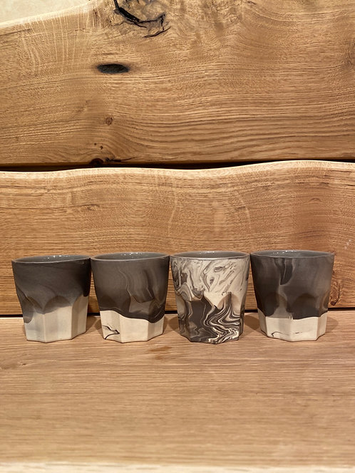 Rachael Kroeker Ceramics 3oz Espresso/Whiskey Cup