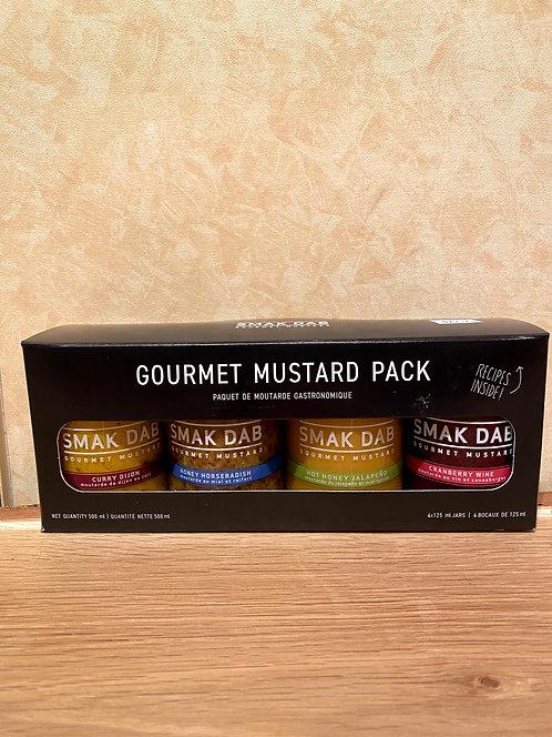 Smak Dab Flavour Pack-Black