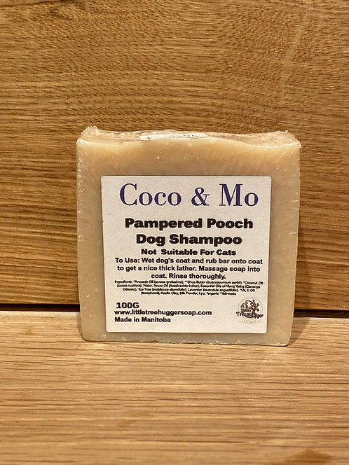 CopLittle Tree Hugger Coco & Mo Dog Shampoo 100g