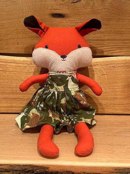 Bee Sew Inspired Animal Dolls