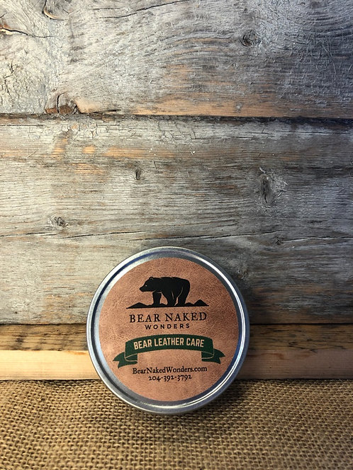Bear Leather Care
