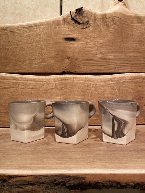 Rachael Kroeker Ceramics Pentagon Mug