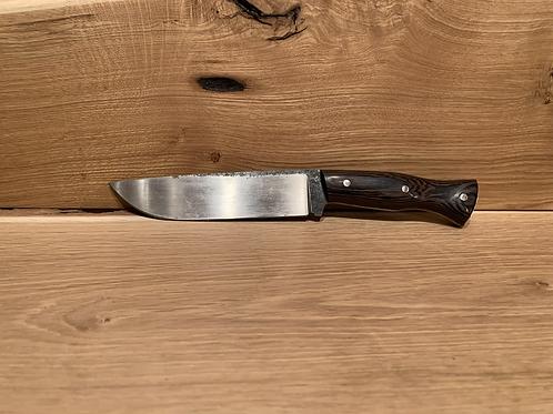 Fehr Forgeworks Stonewashed Hunting Knife