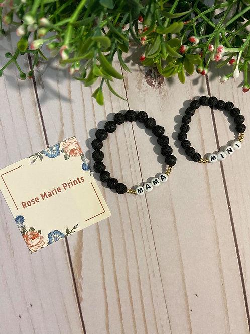 Mama & Mini Set Bracelets