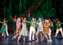The Wizard of Oz Stage Tutor Vocal Coach Lucy Hunter James Dubai London UK