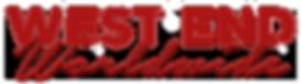 West End Worldwde Red Logo