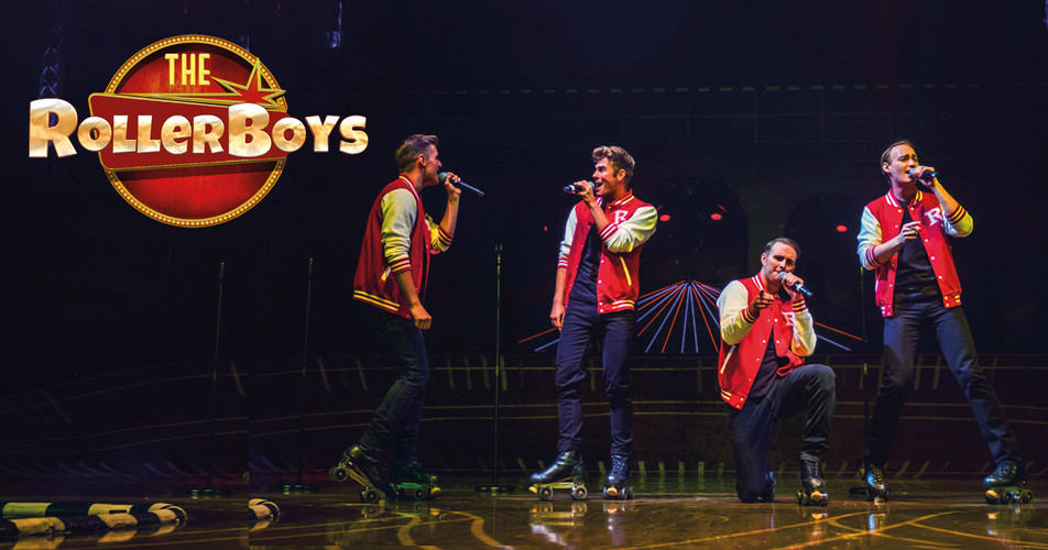 The Rollerboys Live