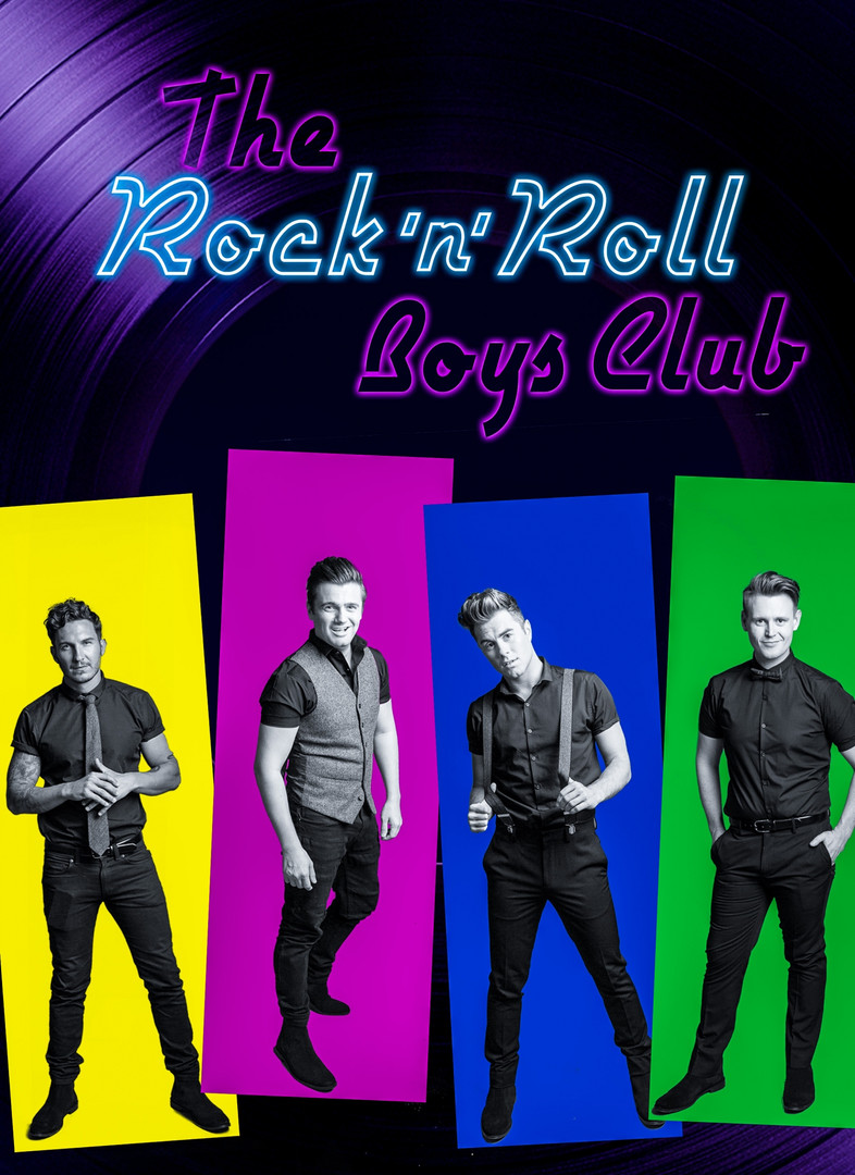The Rock and Roll Boys Club