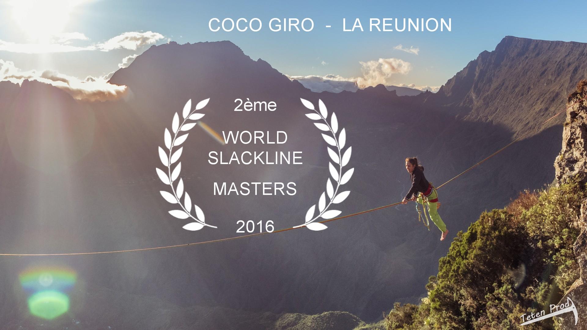 Trickline Coco Giro