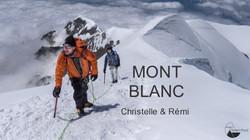 Mont Blanc Christelle Rémi