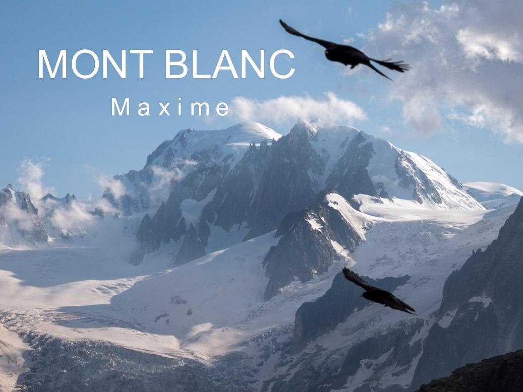 MONT BLANC MAXIME