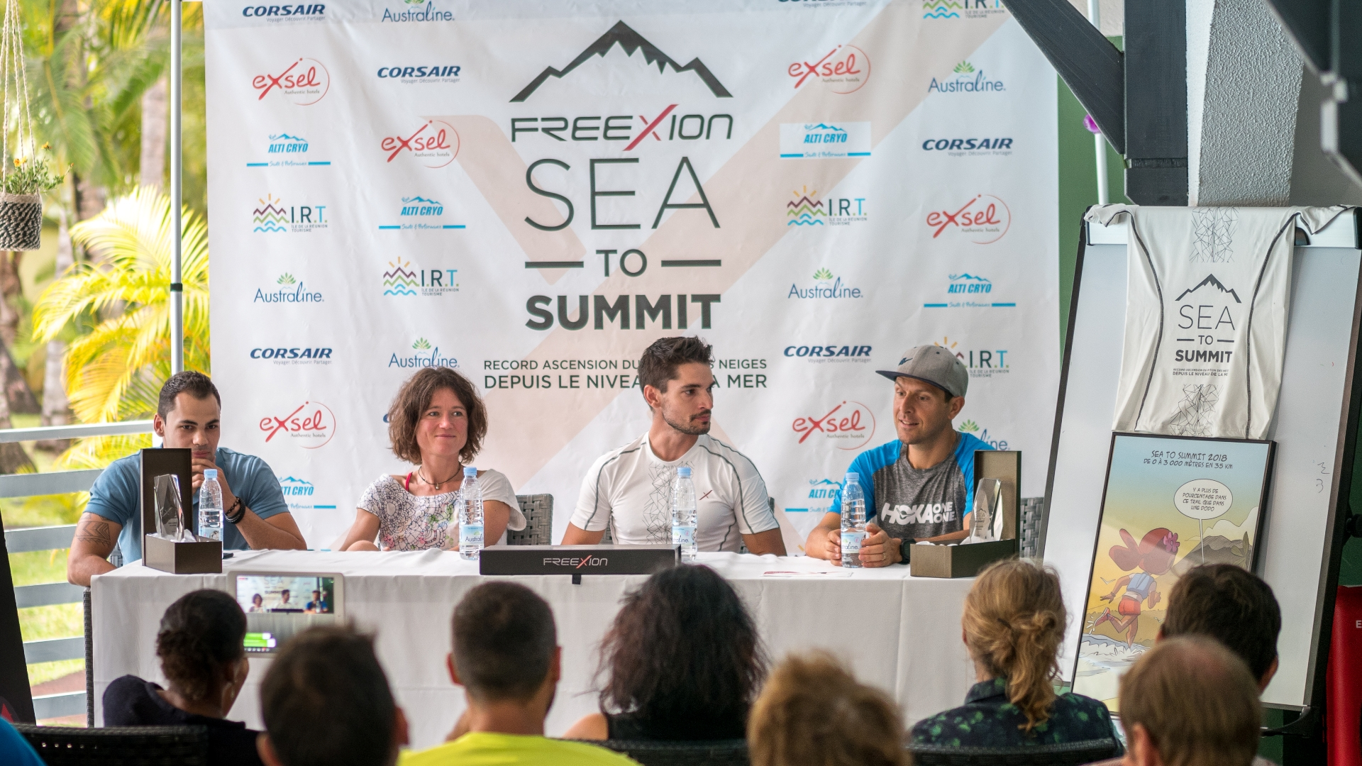 Freexion Sea to Summit 2018