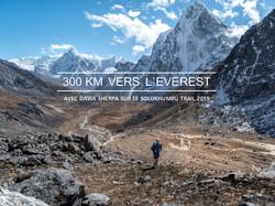 300 km vers l'Everest