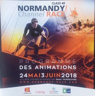 """Soirée """"entreprises et innovations nautiques"""" organisée par Normandie Maritime à Caen dans"""