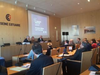 1ère Convention d'Affaires de Normandie Maritime