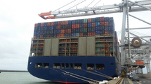 This has been a container ships week for le Havre Naval Projects.