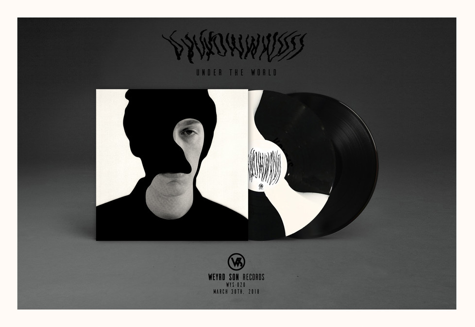 """UNDER THE WORLD"" LP BY VOWWS. PREORDERS"