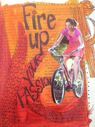 Fire up your passion