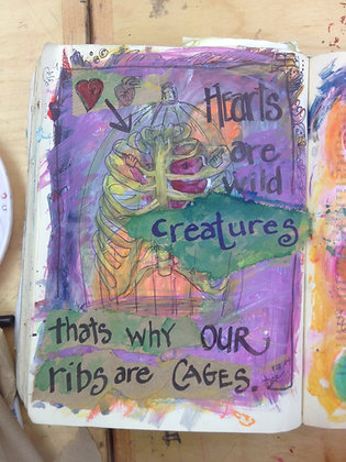 wild creatures #59